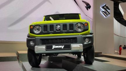 Suzuki Jimny-2018