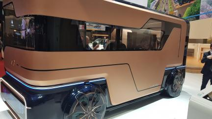 Разработка стандартов на безопасные автобусы до 2025 г.